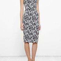 Dolce & Gabbana Floral Crepe Dress - Browns - Farfetch.com