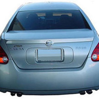 Unpainted 2004-2008 Nissan Maxima Spoiler Factory Style