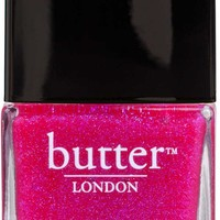 Hot Pink Glitter Nail Polish – Disco Biscuit : butter LONDON