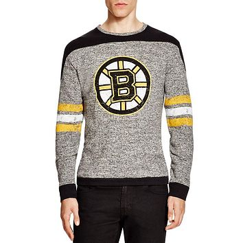 Boston Bruins - Logo Preston TC French Terry Adult Sweatshirt