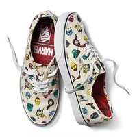 Trendsetter Vans Canvas Old Skool Flats Sneakers Sport Shoes