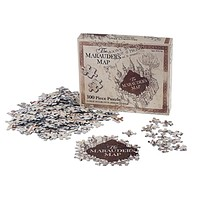 Universal Studios Wizarding World Harry Potter Marauder's puzzle 300pcs New Box