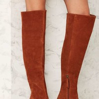 Matisse Reginald Over-the-Knee Suede Boot