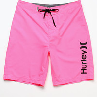 "Hurley One And Only 2.0 21"" Boardshorts at PacSun.com"