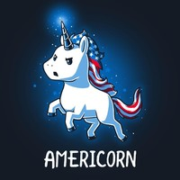 Americorn | Funny, cute & nerdy shirts – TeeTurtle