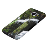 Tropical Waterfall Samsung Galaxy S6 Cases