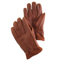J.Crew Mens Leather Work Gloves