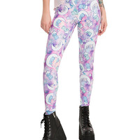 Care Bears Galaxy Leggings
