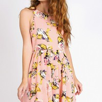 Say It Isn't So Floral Dress | Ruche