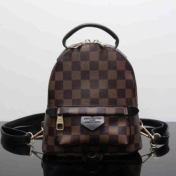 DCCKHI2 Louis Vuitton Fashion Shoulder Bag Bookbag Backpack Daypack