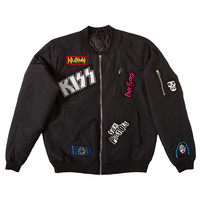 "Virus Bomber Jacket ""Black"""