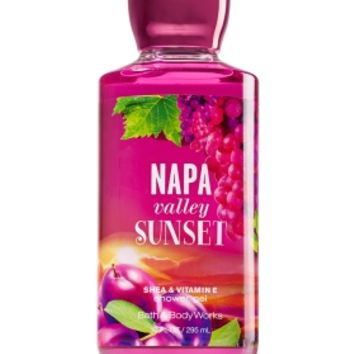 Shower Gel Napa Valley Sunset