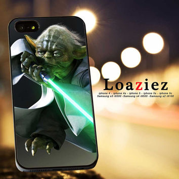 Yoda/iPhone 4/4s Case,iPhone 5 Case,iPhone 5S Case,iPhone 5C Case,Samsung Galaxy Case,Samsung Galaxy S2/S3/S4-8/11/11