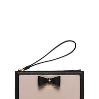 Kate Spade Hazel Court Leyna Pebble/Black ONE