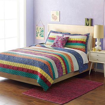 Home Classics Statements Bailey Reversible Quilt