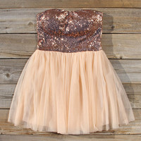 Tinsel Party Dress