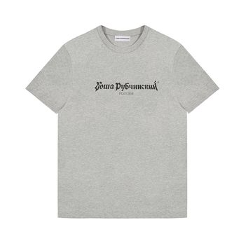 Gosha Logo T-Shirt (Grey)
