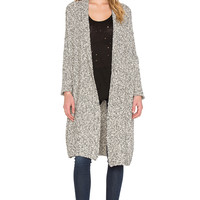 Viktoria + Woods Alliance Boyfriend Cardigan in Boucle