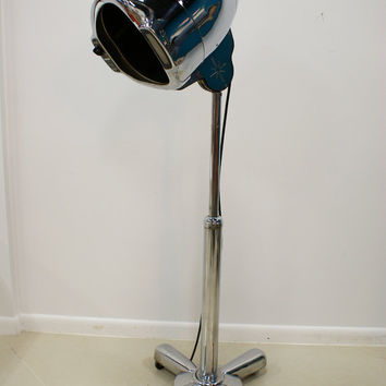 1950's Normandie Starline Hair Dryer Atomic Age