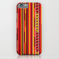 iPhone 6 Case - Confused Stripes