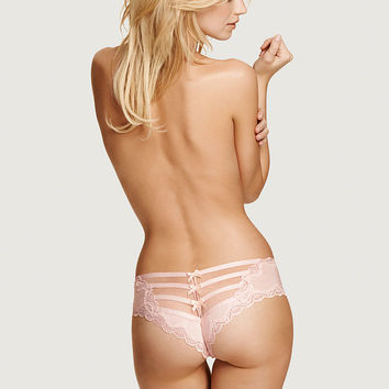 Strappy Bow-back Cheeky Panty