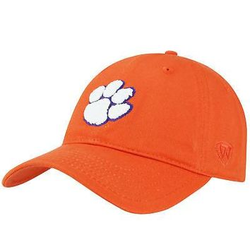 best service e674e c51e6 Licensed Clemson Tigers Official NCAA 010 Hat Cap by Top of the World  285870 KO 19 1