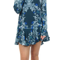 free people | smooth talker floral print tunic