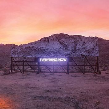 Arcade Fire - Everything Now [LP] (Day Version, 180 Gram, gatefold, plastic o-card)