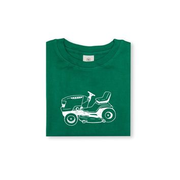 Lawnmower Short Sleeve Tee