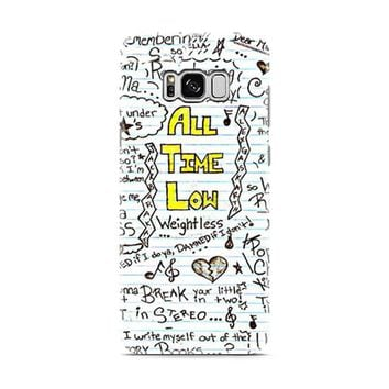 All Time Low Collage Samsung Galaxy S8 | Galaxy S8 Plus Case