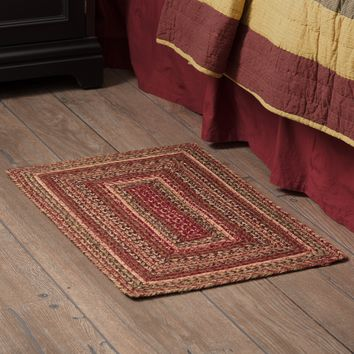 Cider Mill Collection Braided Rugs - Rectangle