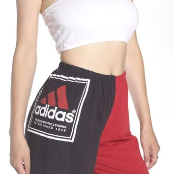 Vintage Re-worked Adidas Shorts