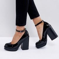ASOS OUTAGE Chunky Heels at asos.com