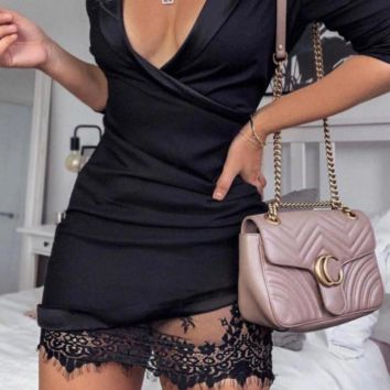 Kimberlane Lace Slip Couture Dress