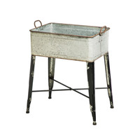 Farmhouse Planter Tub