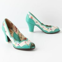 Home Sweet Home Peep-Toes - Anthropologie.com