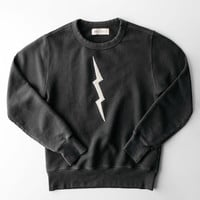"imogene + willie · stitched holden ""bolt"" sweatshirt"