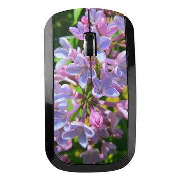 Lilacs Wireless Mouse