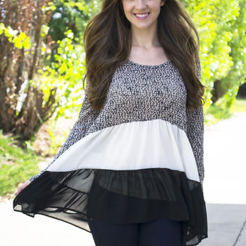 Absolutely Unique Knitted Top