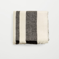 Check scarf - Scarves for Women | MANGO USA