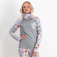 Base Layer | Icecold Top – Rose – Eivy | Unbored Onboard