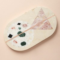 Anthropologie Barbaza Marble Cheese Board | Nordstrom