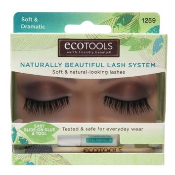 EcoTools Naturally Beautiful Lash System Soft & Dramatic | Walgreens