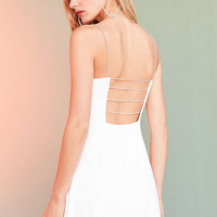 Silence + Noise Thin Strap A-line Dress | Urban Outfitters