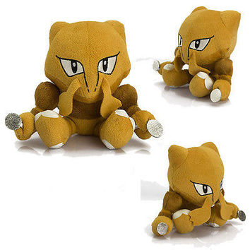 New Pokemon Alakazam 6' Plush Doll TAGS Toy Figure Collectible