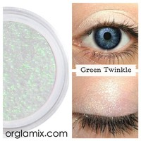 Green Twinkle Effects Eyeshadow