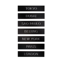 World Cities Wall Tiles