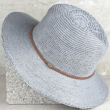 O'Neill Canyon Grey Fedora Hat