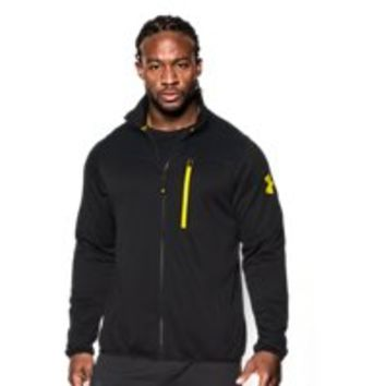 Under Armour Men's UA Combine Training Paratrooper Fleece Jacket