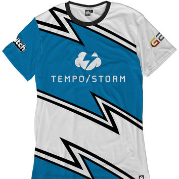 Tempo Storm Classic Jersey Tee